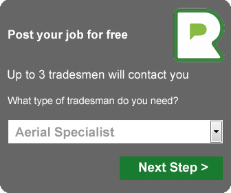 Get a TV Aerial Fitter With Rated People